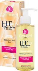 Масло для снятия макияжа Dermacol Hyaluron Therapy 3D Cleansing oil очищающее 150 мл (8590031108827) от Rozetka