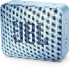 Акция на Портативная акустика JBL GO 2 (JBLGO2CYAN) Icecube Cyan от Територія твоєї техніки