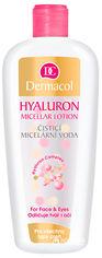 Мицеллярная вода Dermacol Hyaluron Therapy 400 мл (8590031098180) от Rozetka