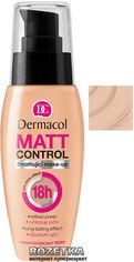 Матирующий тональный крем Dermacol 18h Matt Control 30 мл 02-18h Matt Control (85952072) от Rozetka
