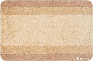 Акция на Коврик в ванную комнату Spirella Polyester Balance 60х90 см Бежевый (10.09237) от Rozetka