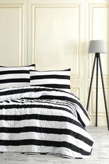 Покрывало Eponj Home B&W Line 160x220 + наволочка 50x70 (6100000169586) от Rozetka
