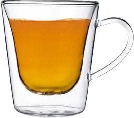 Акция на Набор чашек Luigi Bormioli Thermic Glass для чая 295 мл 2 шт (08880/05) от Rozetka