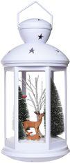 Фонарь декоративный Christmas Decoration 53 см с лампочками 4 LED (AX5305430_deer) от Rozetka