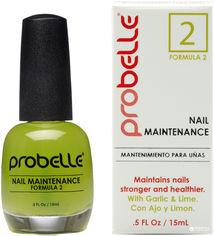Акция на Восстанавливающий лак для ногтей Probelle Touch N'Grow Plus Nail Maintenance Formula 2 15 мл (857188005538) от Rozetka