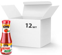 Акция на Упаковка кетчупа Hame томатного острого 310 г х 12 шт (18594001030283) от Rozetka