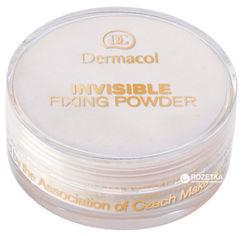 Фиксирующая рассыпчатая пудра Dermacol Invisible Fixing Powder 13.5 г 02-Natural (85950856) от Rozetka