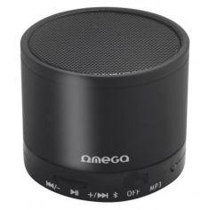 Акция на Портативная акустика Omega Bluetooth OG47B Black от Територія твоєї техніки