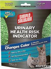 Гранулы-индикатор для определения риска мочекаменной болезни у котов Simple Solution Urinary Health Risk Indicator 85 г (ss11605) от Rozetka