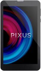 Акция на Планшет Pixus Touch 7 3G 2/16GB (HD) Black от Територія твоєї техніки