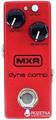 Педаль эффектов Dunlop M291 MXR Dyna Comp Mini от Rozetka