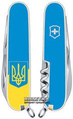 Швейцарский нож Victorinox Climber Ukraine (1.3703.7R3) от Rozetka