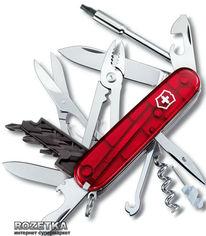 Швейцарский нож Victorinox CyberTool 34 (1.7725.Т) от Rozetka