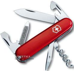 Швейцарский нож Victorinox Sportsman (0.3802) от Rozetka