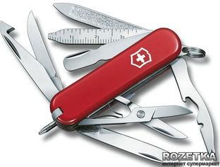 Швейцарский нож Victorinox MiniChamp (0.6385) от Rozetka