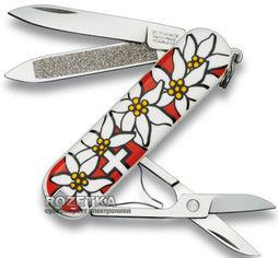 Швейцарский нож Victorinox Classic Edelweiss (0.6203.840) от Rozetka