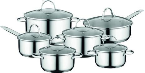 Акция на Набор посуды BergHOFF Comfort 12 предметов (1100240A) от Rozetka