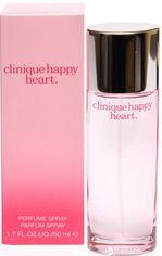 Акция на Парфюмированная вода для женщин Clinique Happy Heart 50 мл (20714170479/020714881436) от Rozetka