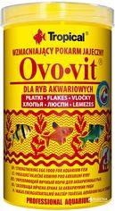 Корм Tropical Ovo-vit для аквариумных рыб в хлопьях 1 л (5900469770368) от Rozetka