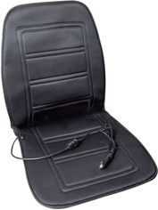Акция на Накидка на сиденья с подогревом Lavita LA 140401BK 60 Вт Black (LA 140401BK) от Rozetka