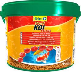 Корм Tetra Pond Koi ST для прудовых рыб в палочках 10 л (4004218758629) от Rozetka