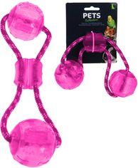 Игрушка для собак Pets Collection 27.5x8x6.5 см Pink (491190070_pink) от Rozetka