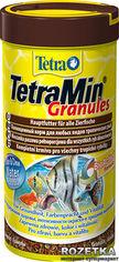 Корм Tetra Min Granules для аквариумных рыб в гранулах 500 мл (4004218240568) от Rozetka