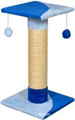 Когтеточка Мур-Мяу Луна Сине-голубая (4823129223194) от Rozetka