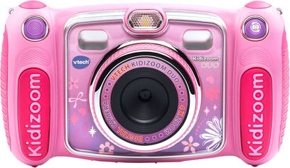 Акция на Детская цифровая фотокамера VTech Kidizoom Duo Pink (80-170853) (3417761708538) от Rozetka
