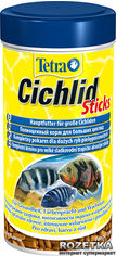 Акция на Корм Tetra Cichlid Sticks для аквариумных рыб в палочках 10 л (4004218153691) от Rozetka