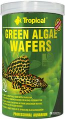 Акция на Корм Tropical Green Algae Wafers для аквариумных рыб в чипсах 1 л (5900469664261) от Rozetka