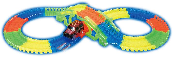 Набор Maya Toys Машинка с гоночным треком (7203) (4812501147735) от Rozetka