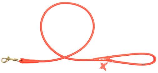 Поводок Collar Glamour круглый 122 см 13 мм Красный (33793) от Rozetka