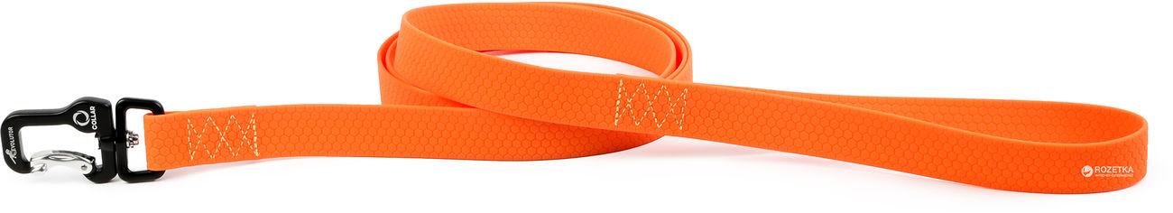 Поводок Collar Evolutor 120 см 25 мм Оранжевый (42104) от Rozetka