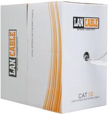 Акция на Кабель витая пара Patron UTP Tons Cat.5e 24 AWG 4 x 2 x 1 мм 305 м (CAB-UTP-04001-M) от Rozetka