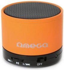 Акция на Портативная акустика Omega Bluetooth OG47O Orange от Територія твоєї техніки