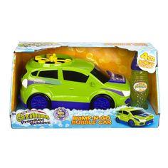 Игрушка для надувания мыльных пузырей Машина Gazillion bubbles 18мл (36367) от Будинок іграшок