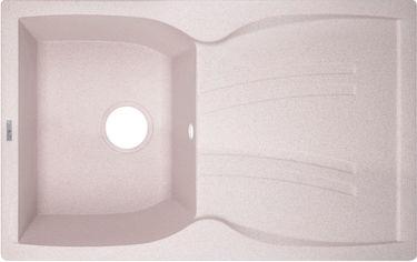 Кухонная мойка GF 79x50 COL-06 светло-бежевая (GFCOL06790500200) от Rozetka