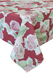 Скатерть Прованс Garden flowers 140x180 см (4823093407466) от Rozetka