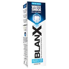 """Акция на Зубная паста BlanX """"White Shock"""", 75 мл от Medmagazin"""