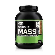 Гейнер Serious Mass Шоколад Optimum Nutrition 2,722 кг от Medmagazin