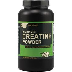 Акция на Креатин Creatine Powder Optimum Nutrition 300 гр от Medmagazin