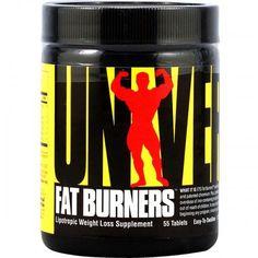 Жиросжигатель FAT BURNERS E/S Universal Nutrition 55 таб от Medmagazin