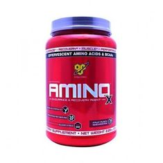 Аминокислоты Amino X Дыня BSN 435 гр от Medmagazin