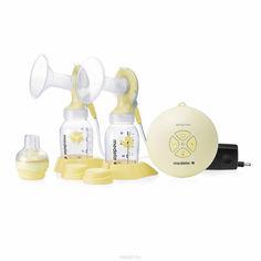 Двухфазный электрический молокоотсос Swing maxi + смарт соска Кальма Medela от Medmagazin