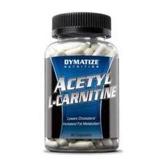 Жиросжигатель Acetyl L-carnitine Dymatize 90 капс от Medmagazin