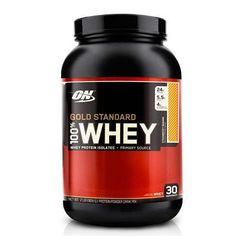 Акция на Протеин Whey Gold Банан Optimum Nutrition 907 г от Medmagazin