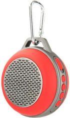 Акция на Колонка Bluetooth Speaker Optima MK-4 Red от Територія твоєї техніки