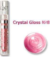 Блеск для губ Karaja Crystal Gloss 08 3.5 мл (8032539245357) от Rozetka