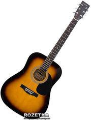 Гитара акустическая Maxtone WGC4011 SB от Rozetka